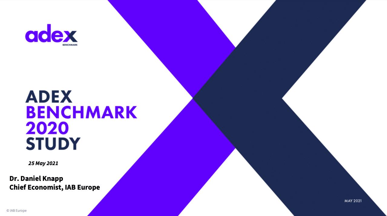 Adex Benchmark 2020 study